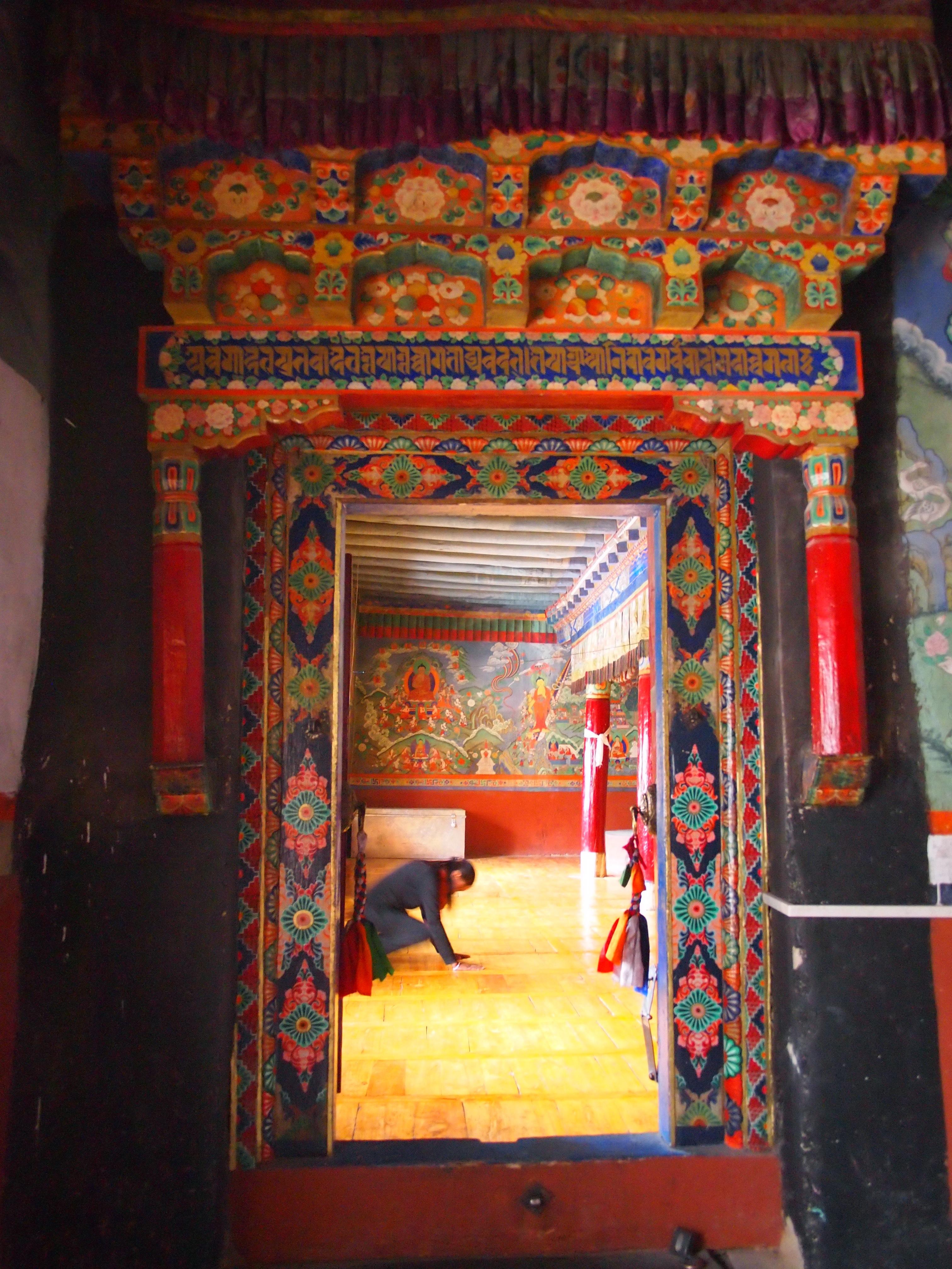 The Doors of Ladakh
