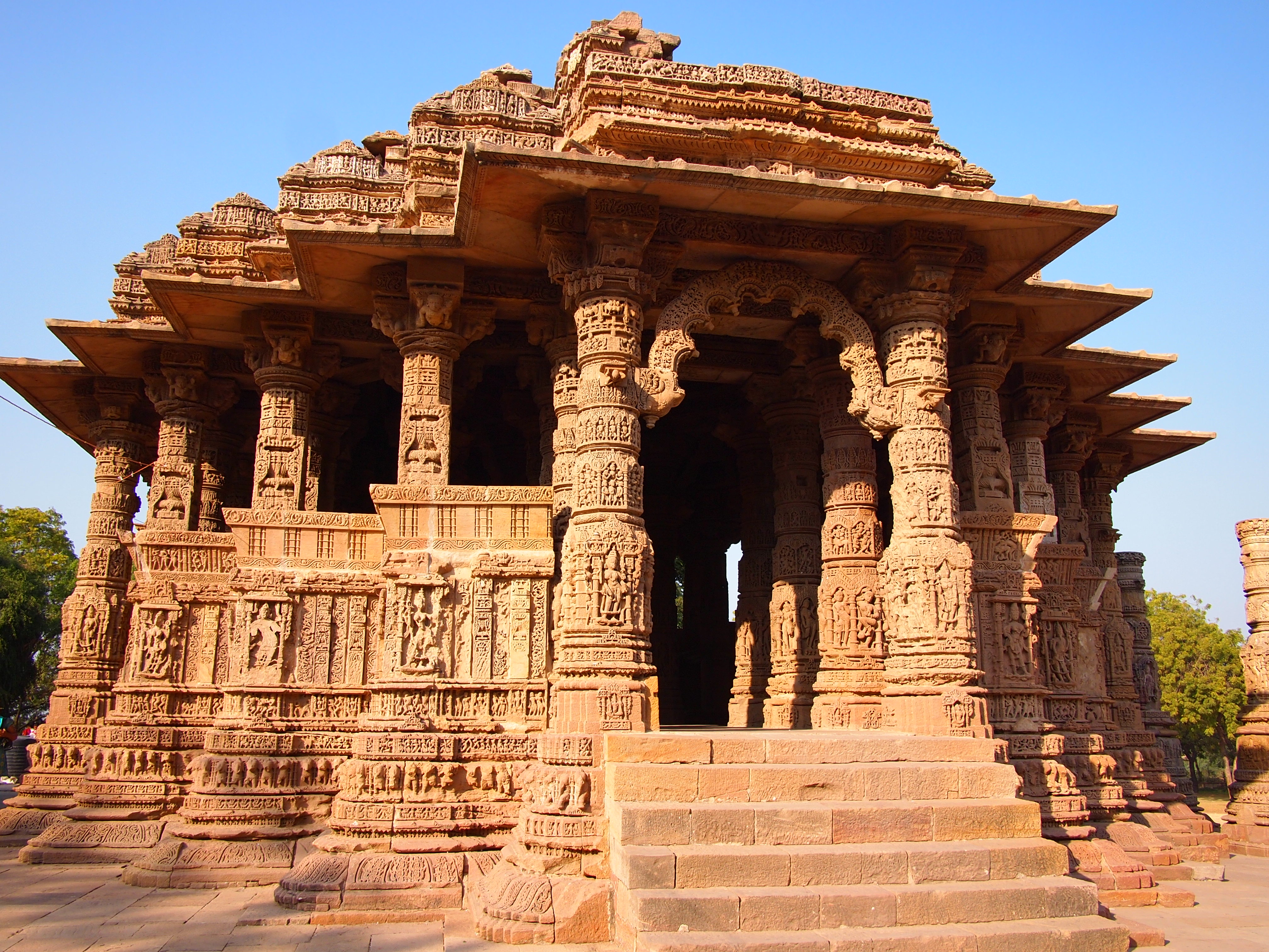 Hidden Treasures in Gujarat: Modhera and Patan