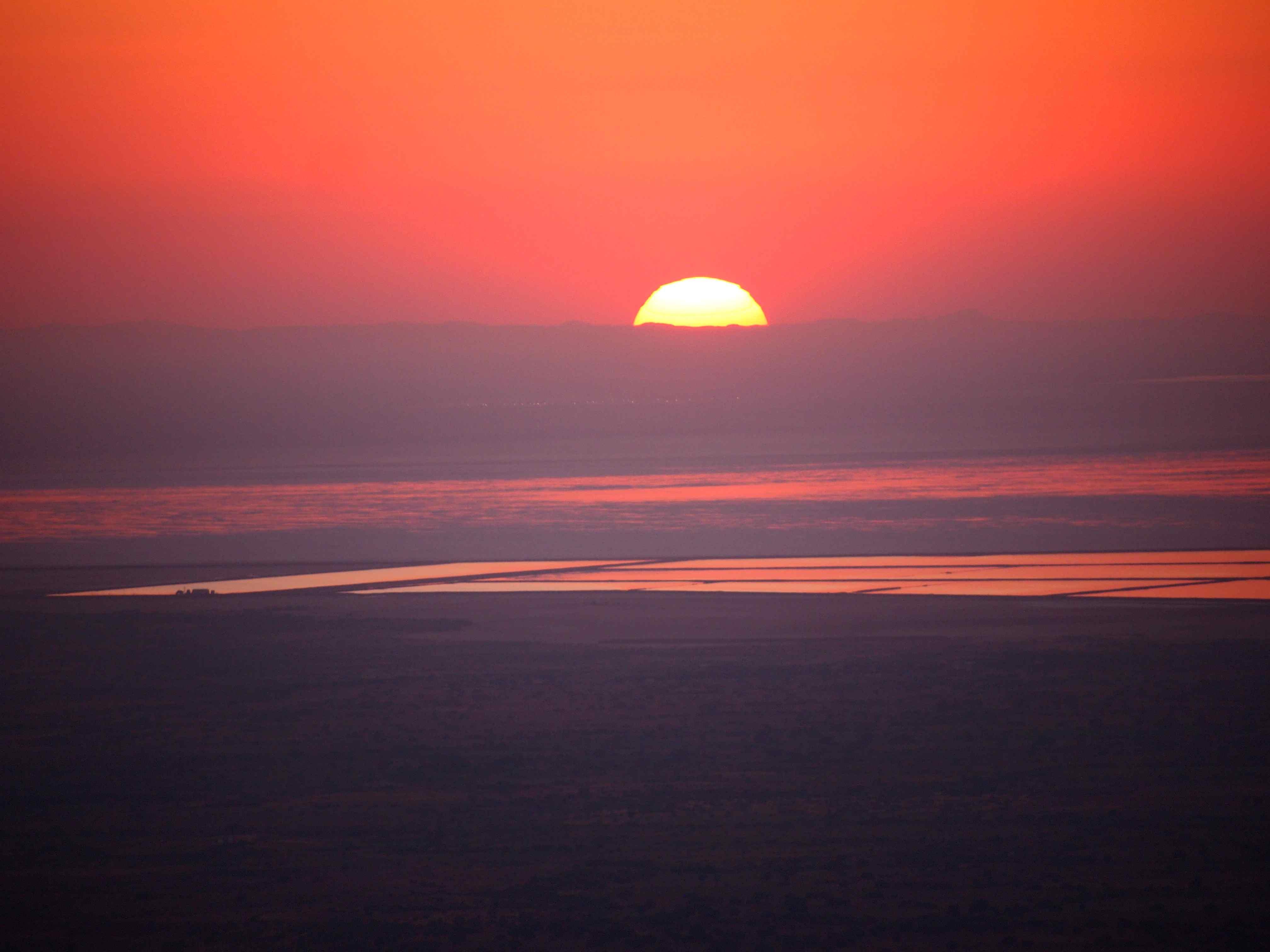 Sunset at Kalo Dungar
