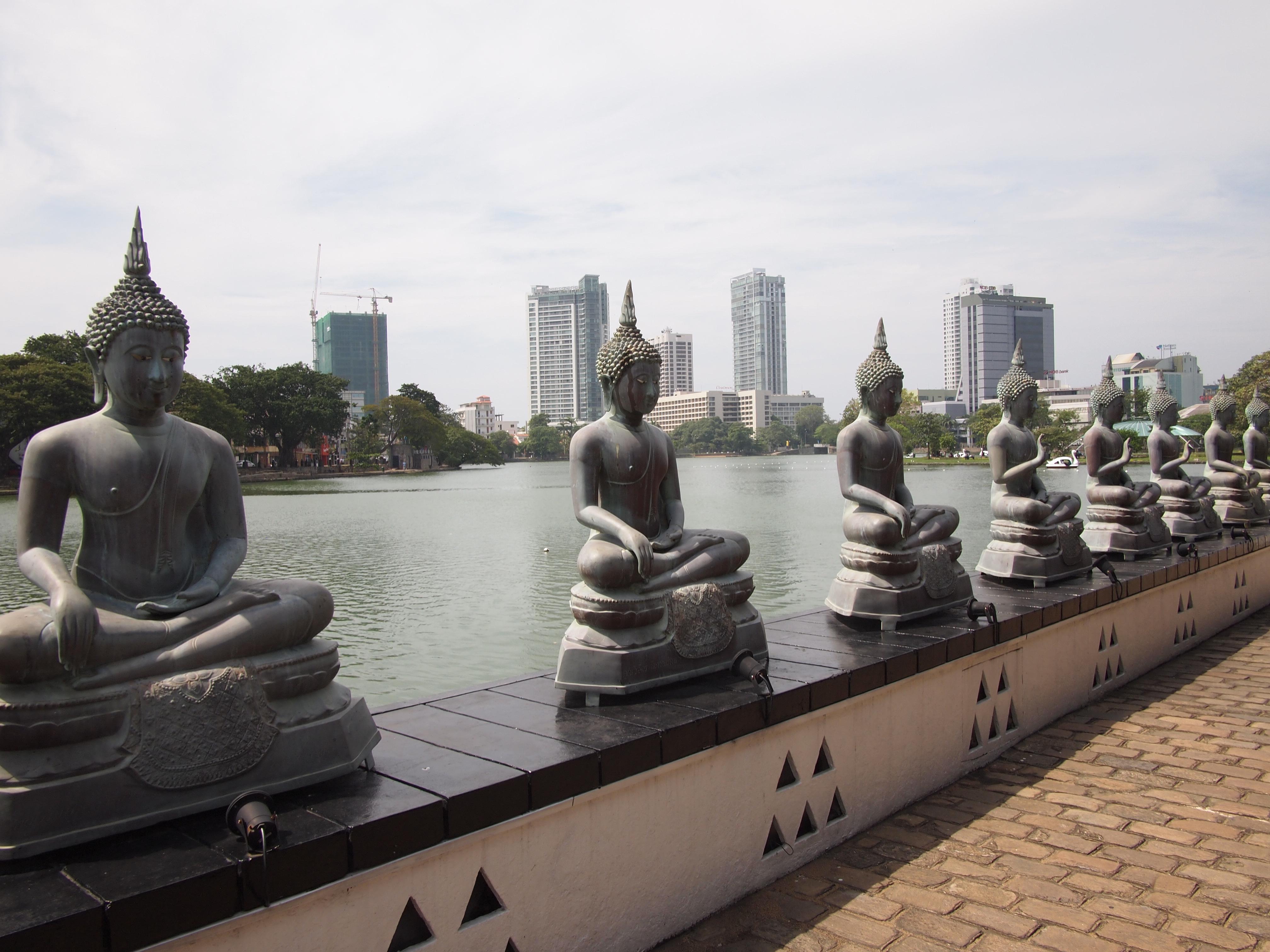 Sri Lanka's Buddhist Trail