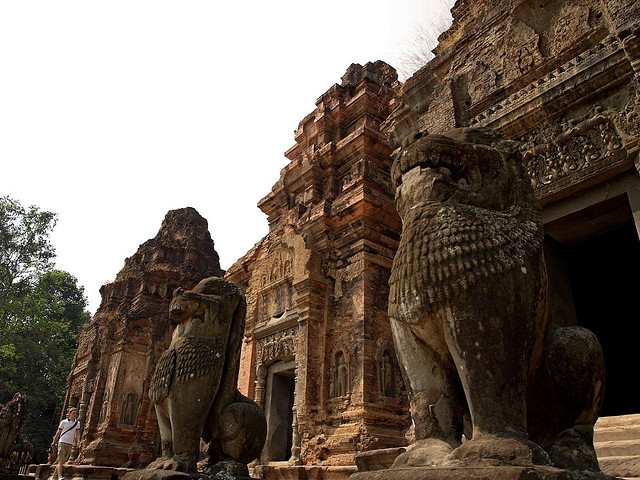Cambodia: Spending Time in The Beauty of Angkor