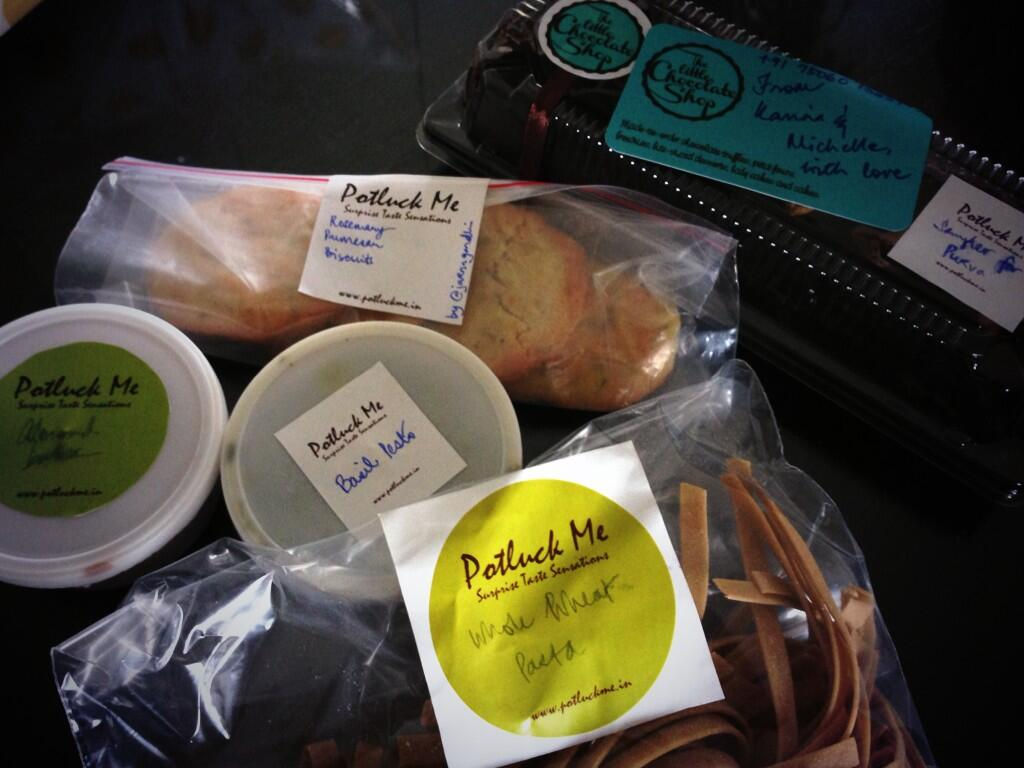 Potluck Me: Starting a Business in India