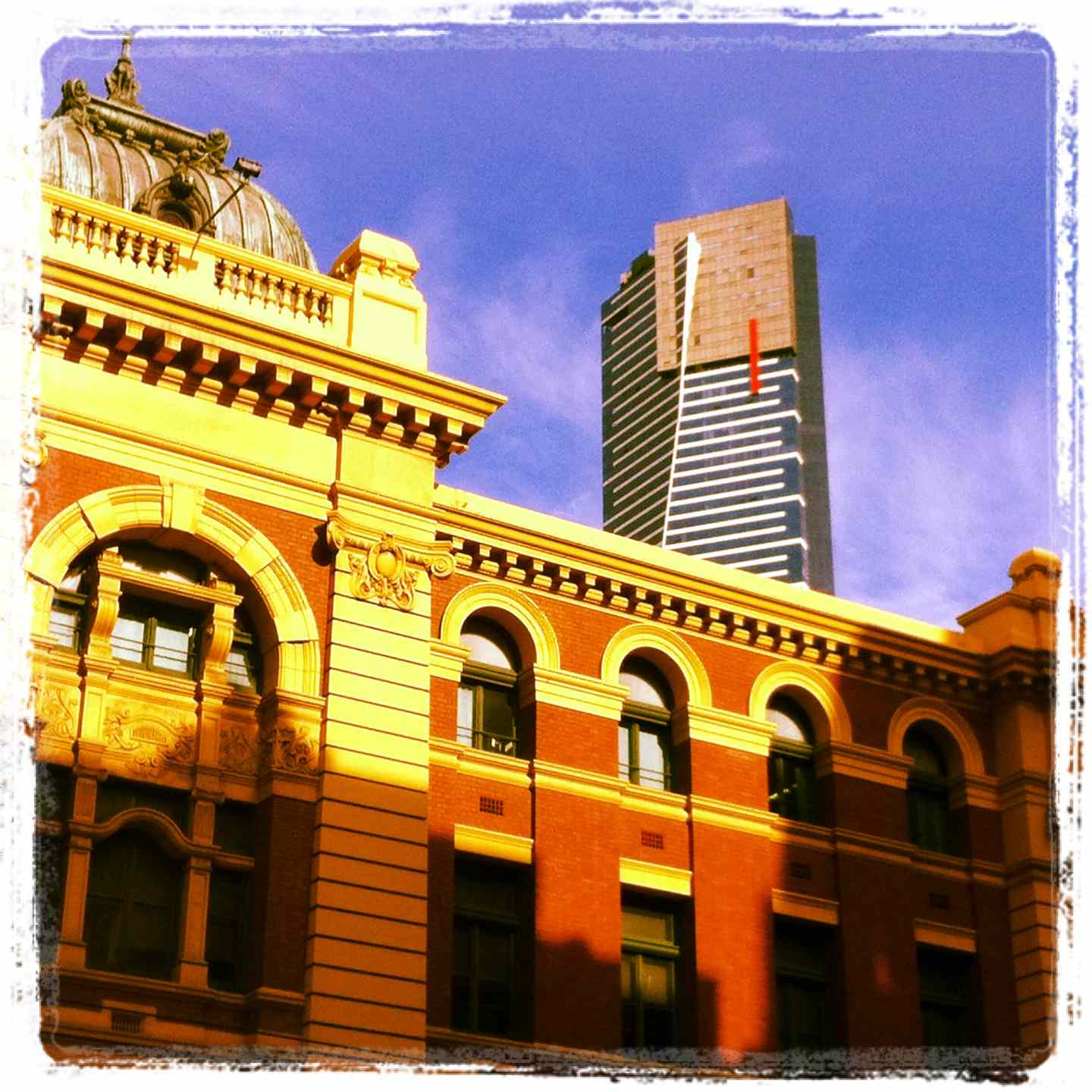 Returning Home: Melbourne