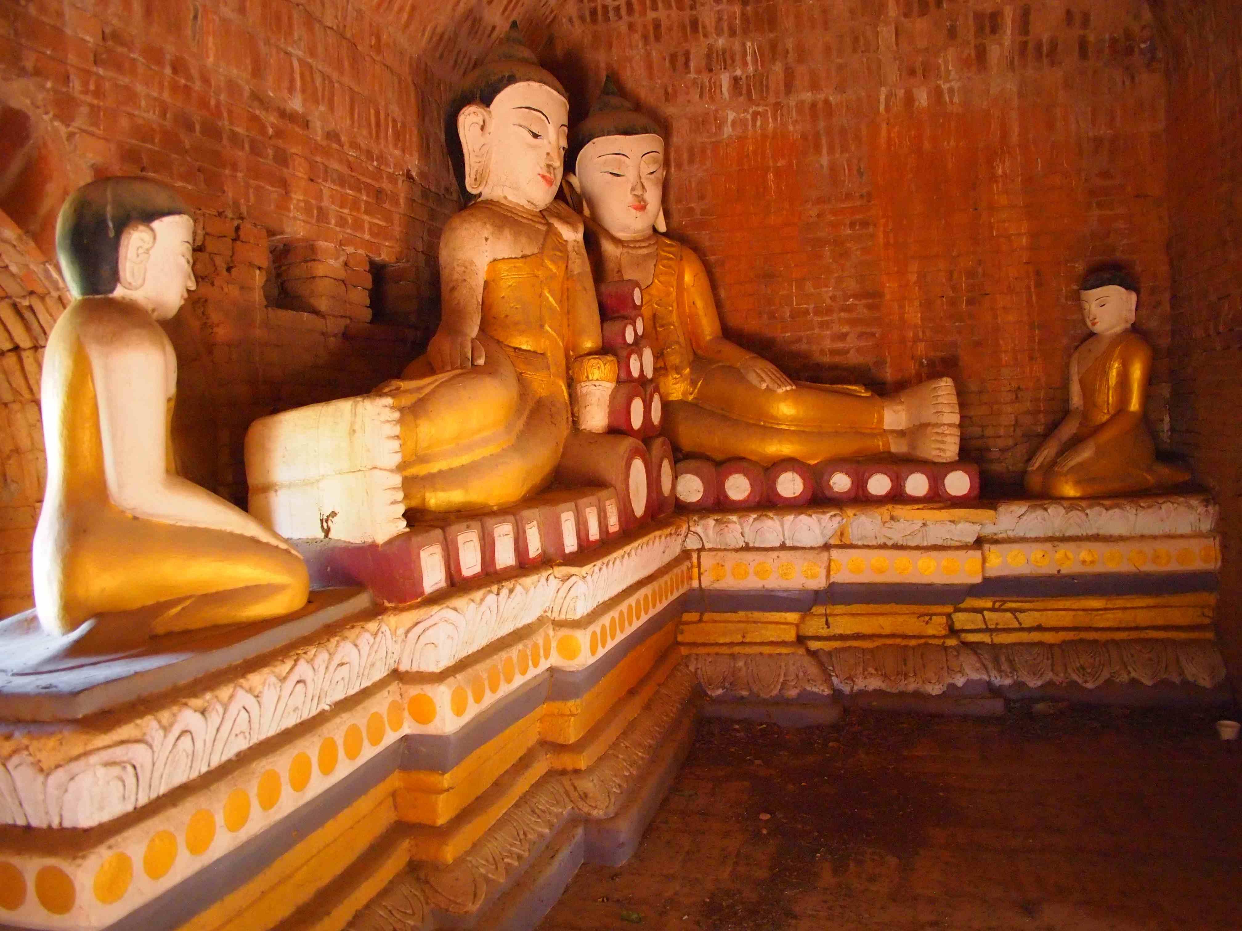 Talking Buddhas