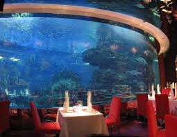 Burj Al Arab Restaurant photo courtesy Wikimedia Commons