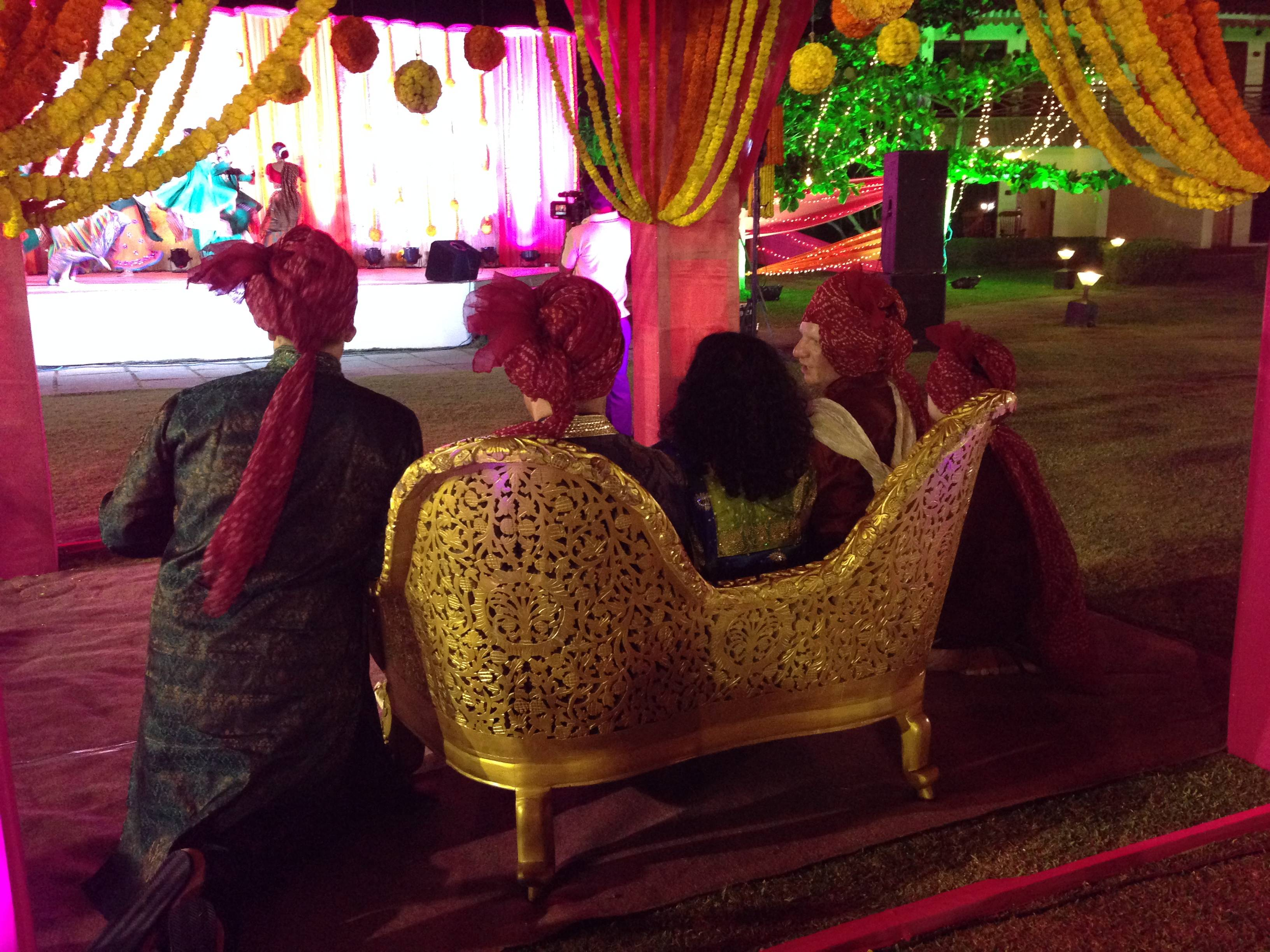 The Big Fat Indian Wedding : The Engagement
