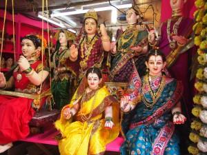 Gauri Dolls