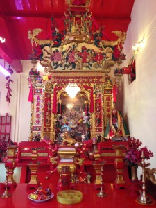 Chinese Temple Mazgaon