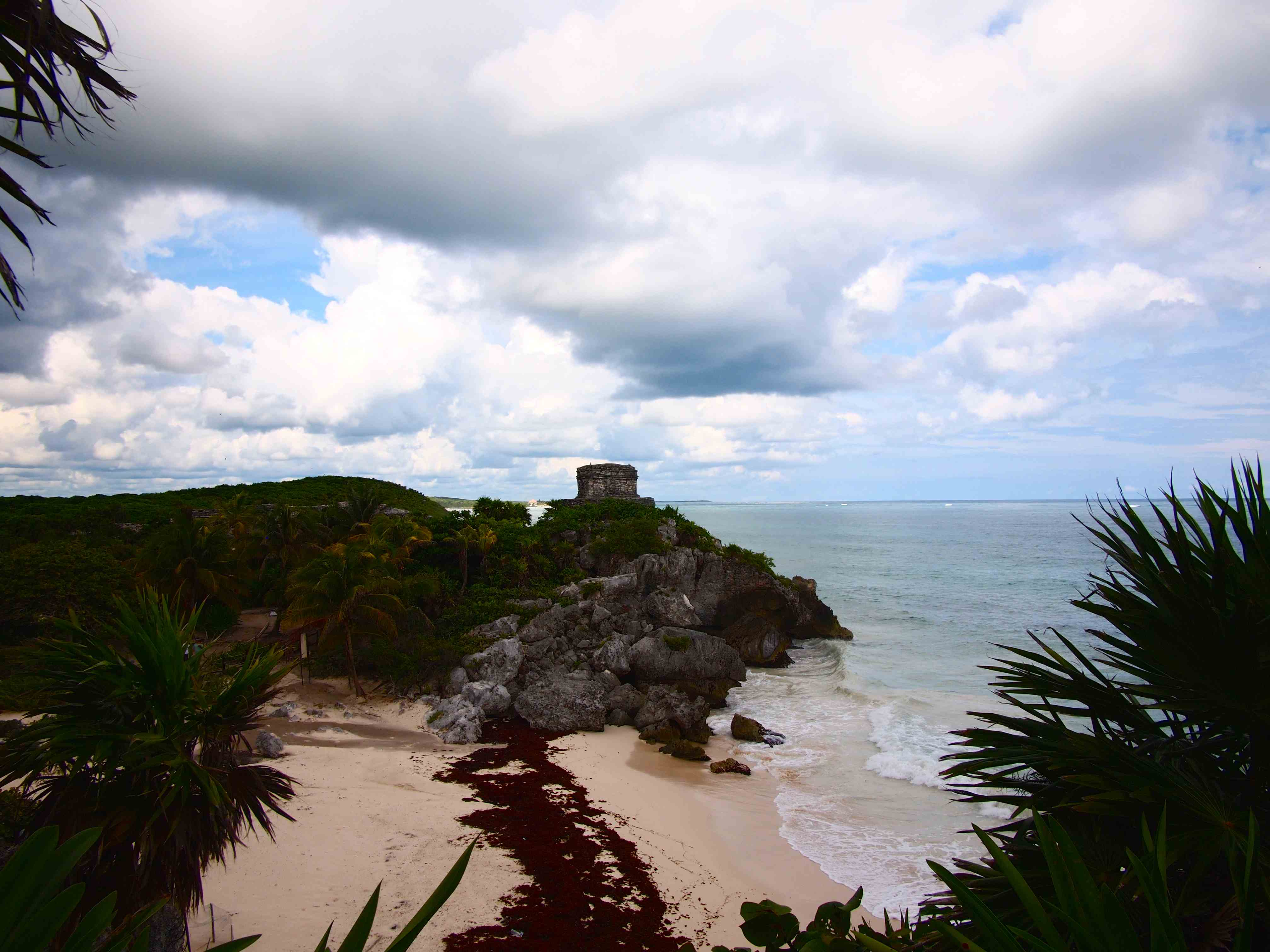 Exploring Mayan Ruins in Mexico: Ek Balam and Tulum