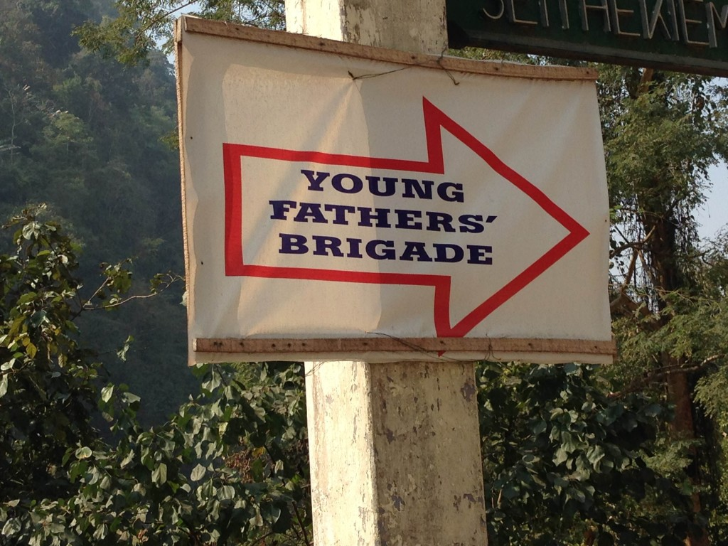 Young Father's Brigade