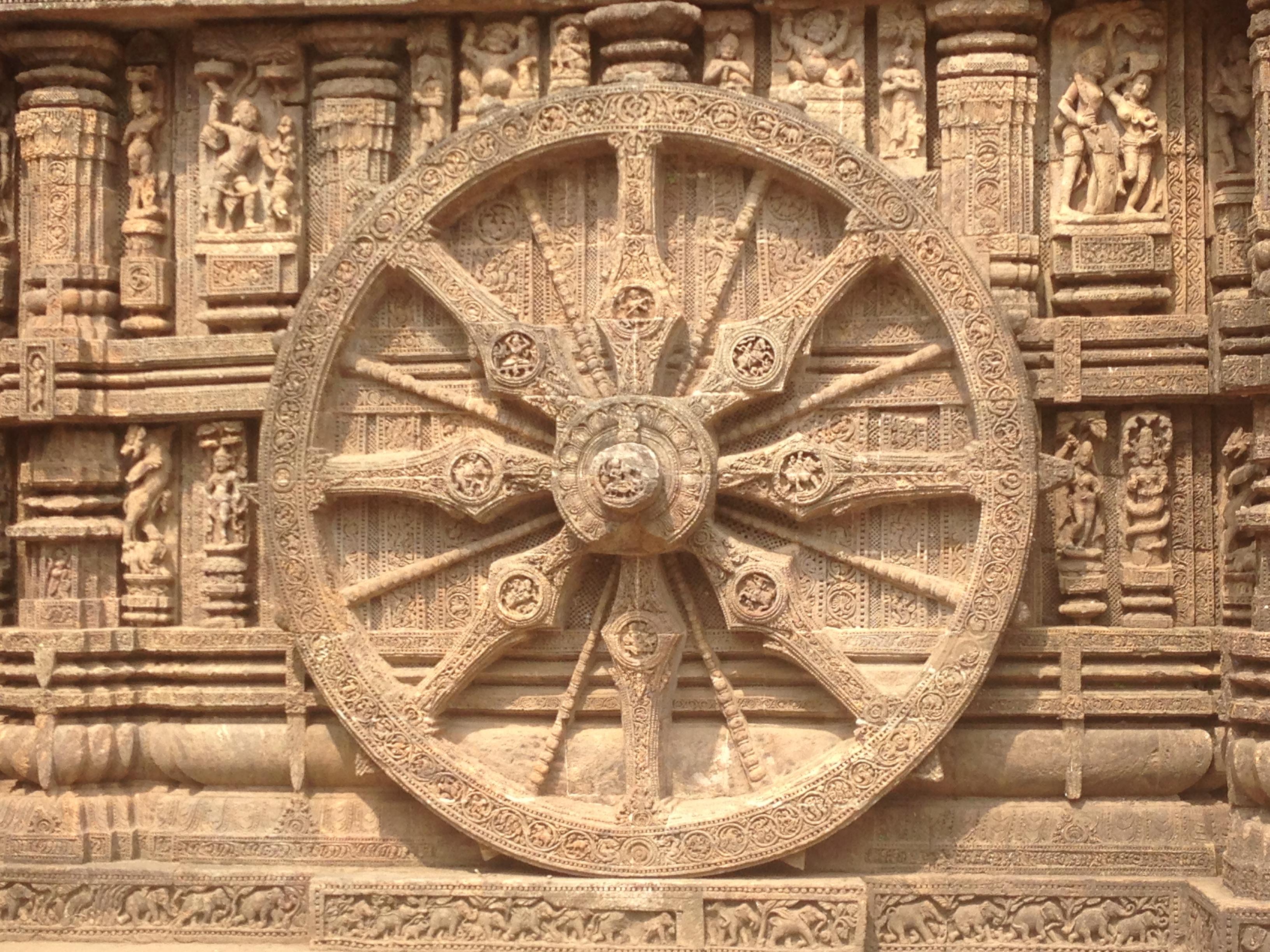 Konark Temple: Stories in Stone