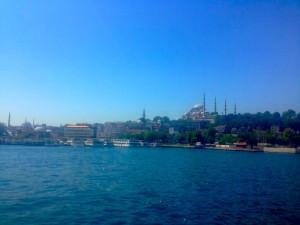 The mighty Bosphorus
