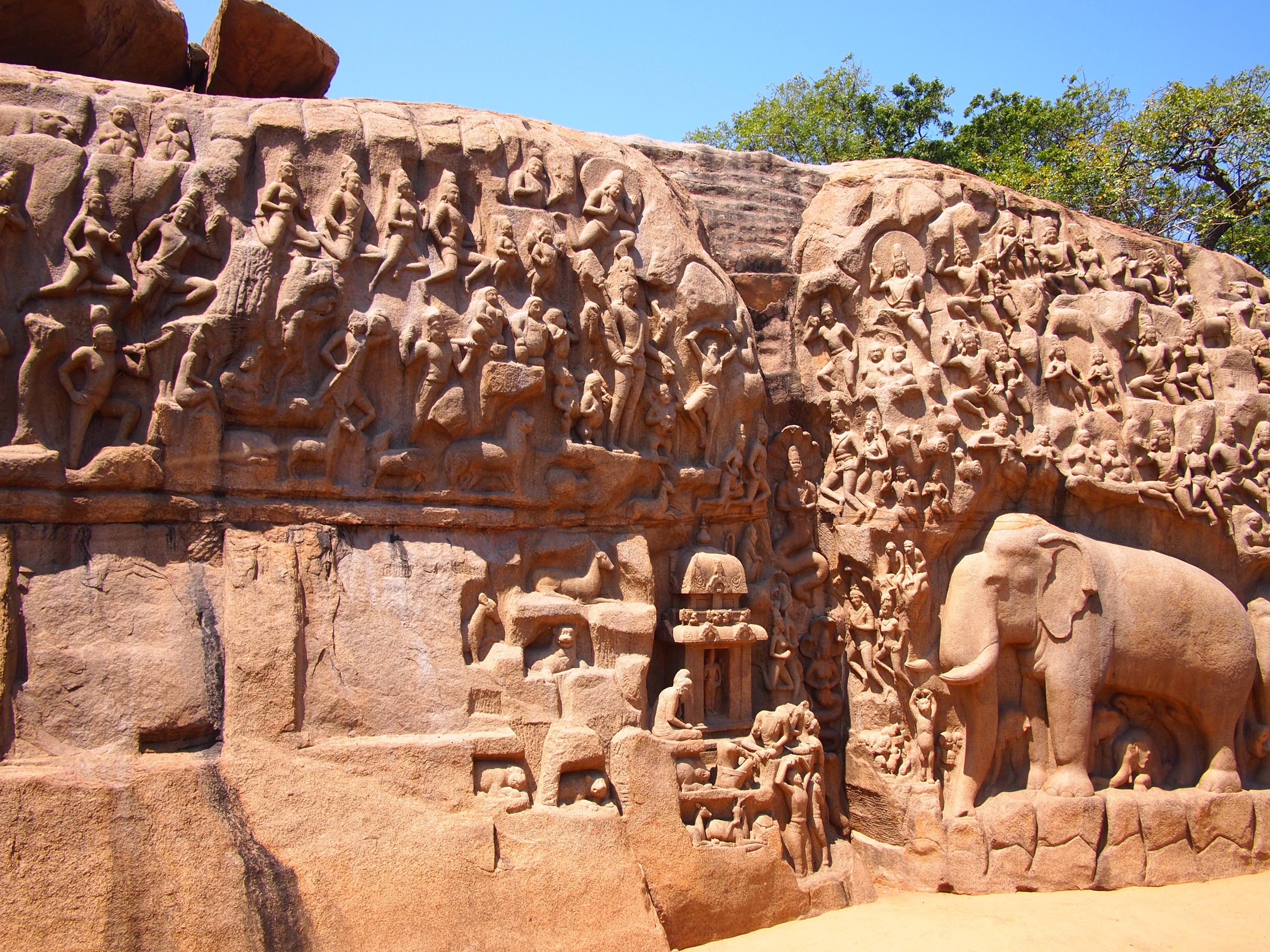 Audio Tour of Mahabalipuram