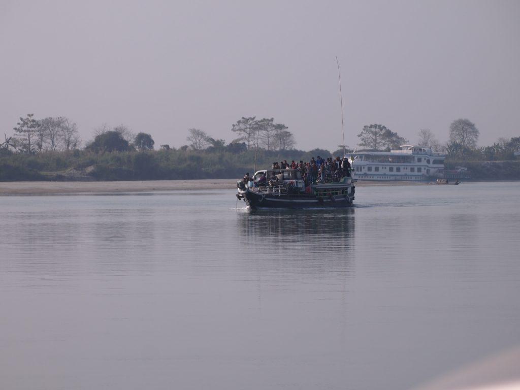 Majuli Island Ferry