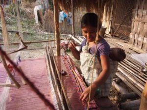 Weavers Majuli Island
