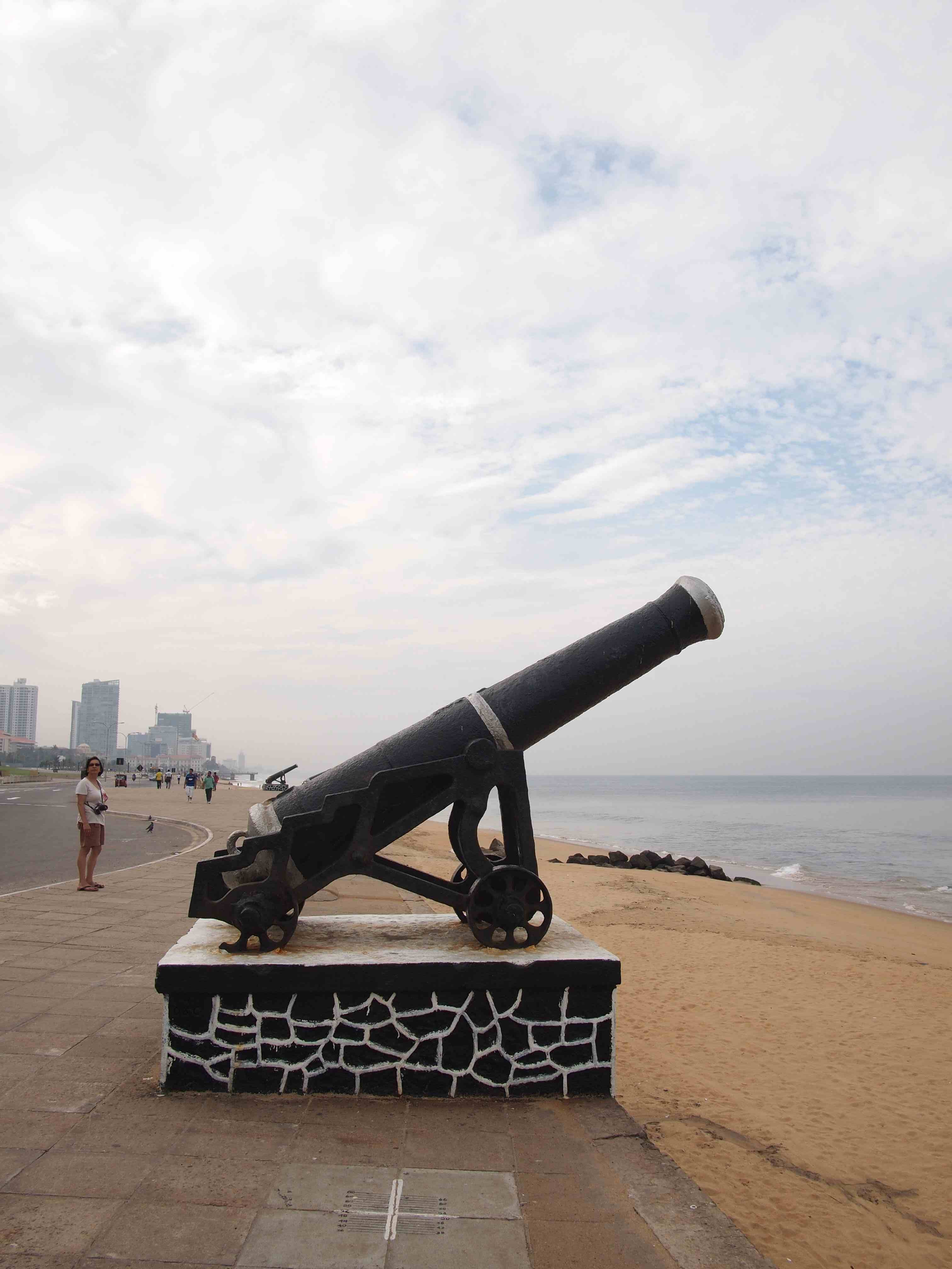 Colombo Sea Front