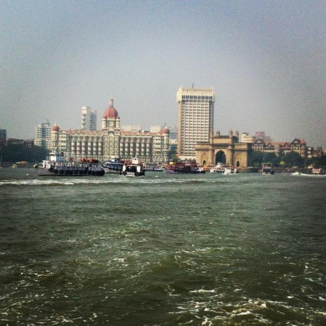 Farewell Mumbai