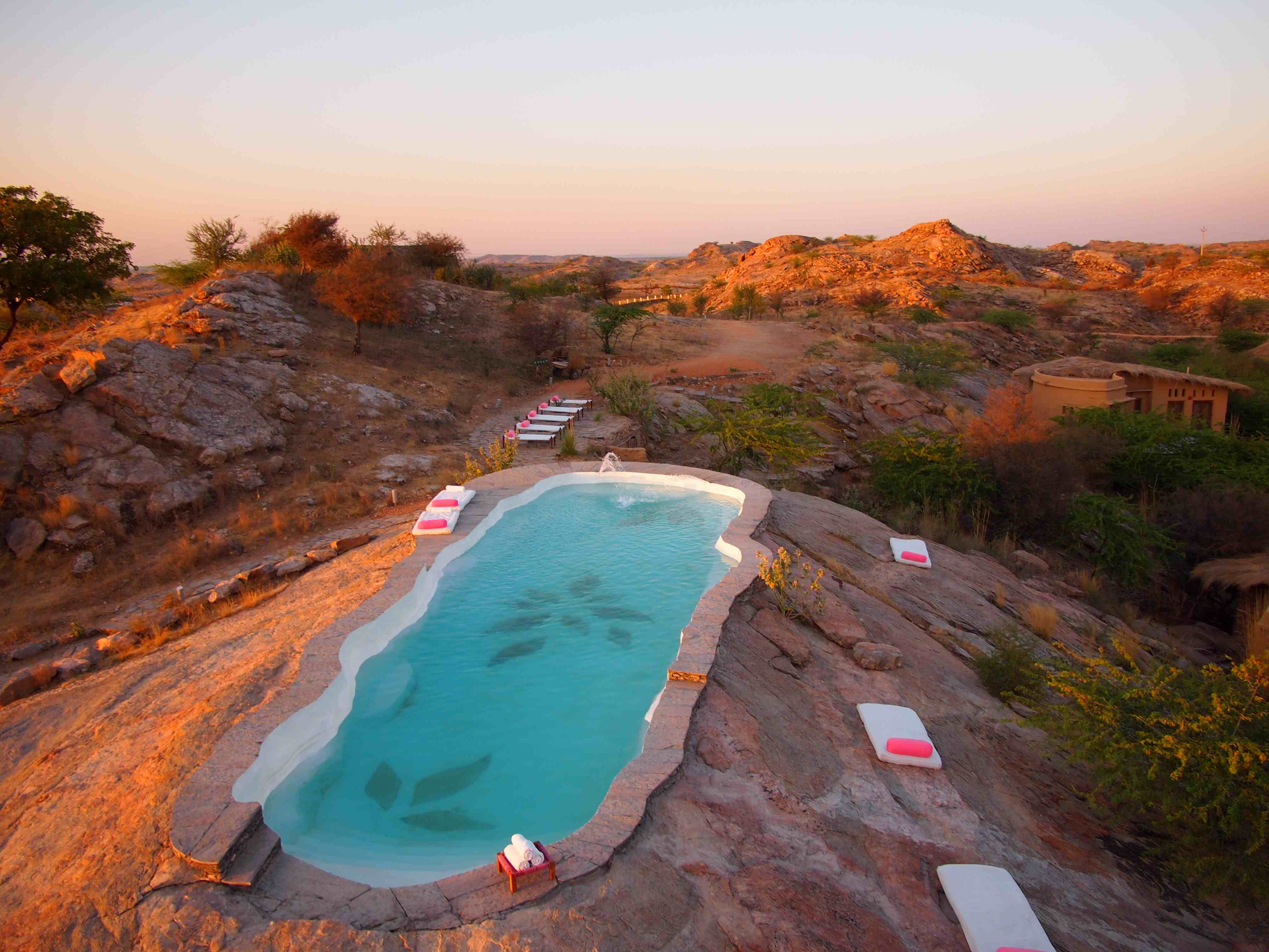 The Magic of Rural Rajasthan: Luxury Experience