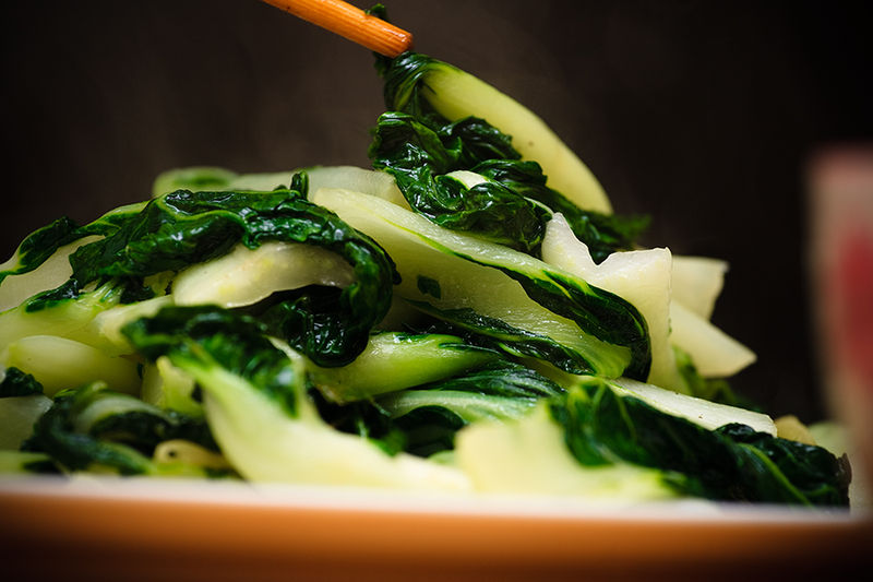 Bok Choy (photo by acceptable)