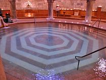Turkish Bath in Budapest (photo courtesy of Wikipedia)