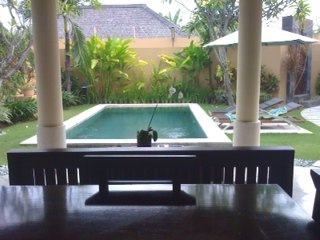 Becoming a Writer: Bali