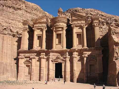 Al Deir (The Monastery)