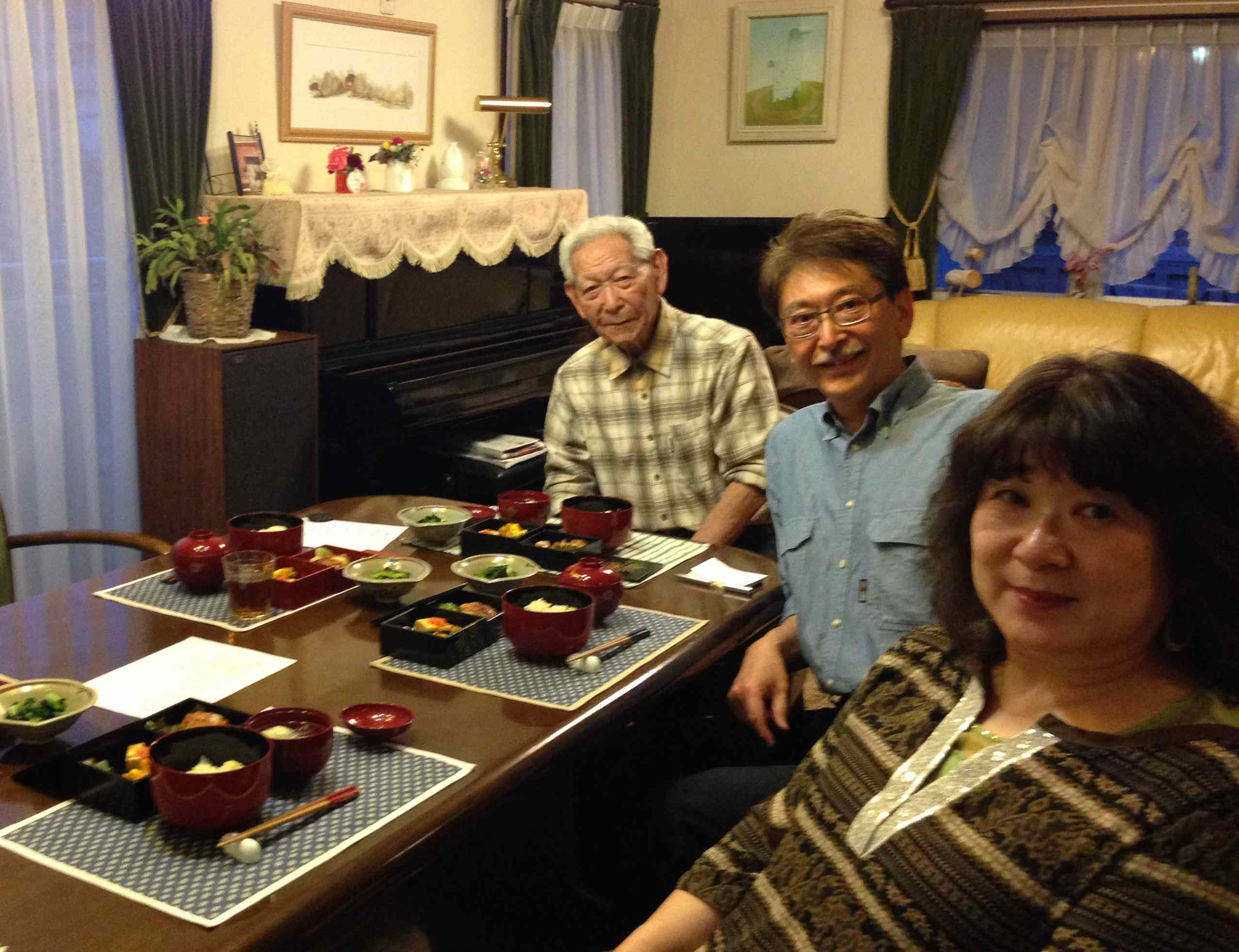 Nagomi Visit : Eating Local in Tokyo
