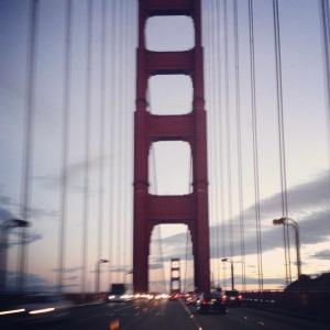 Golden Gate at Dusk