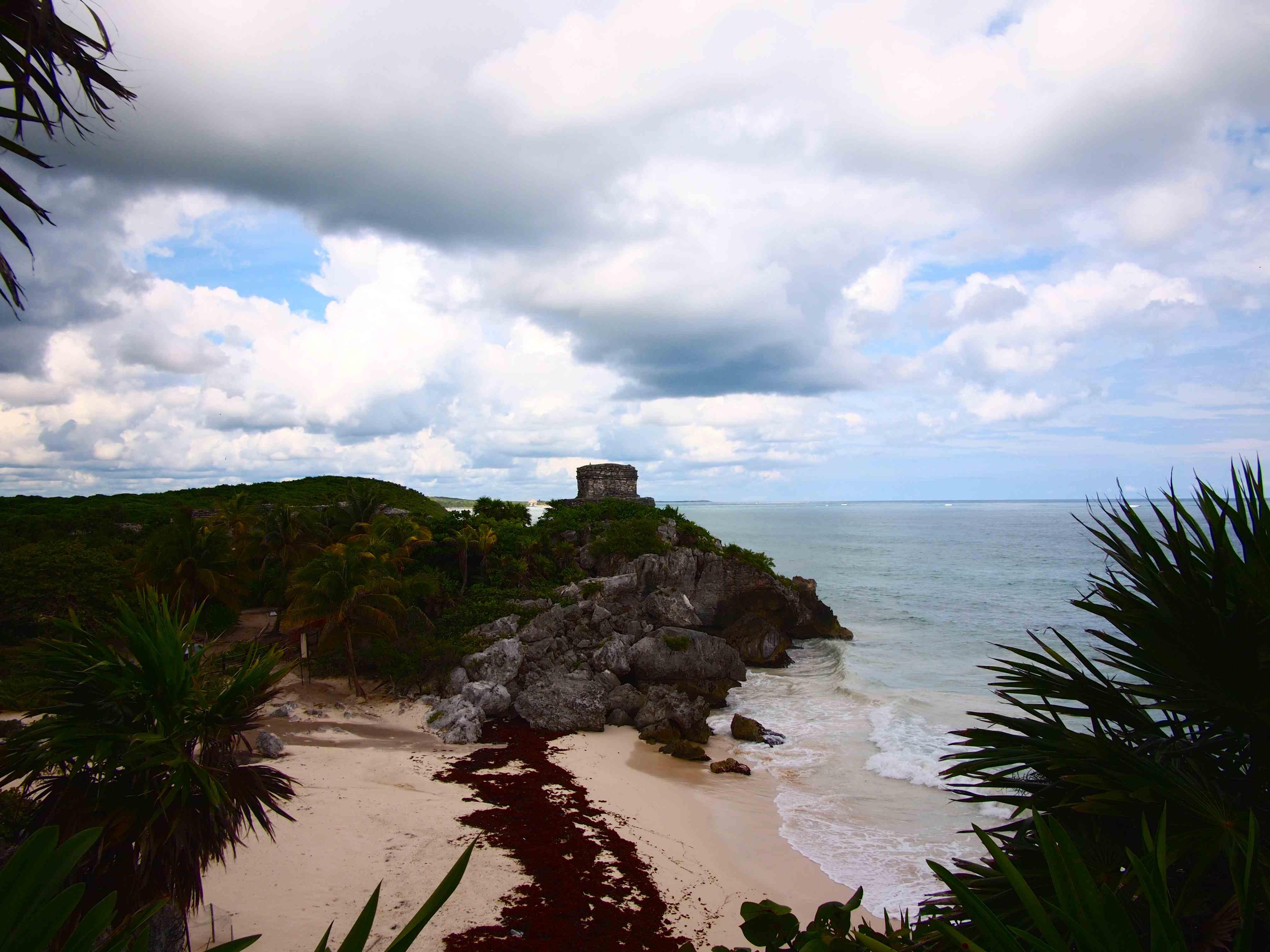 Exploring Mayan Ruins in Mexico: Ek Balam and Tulum