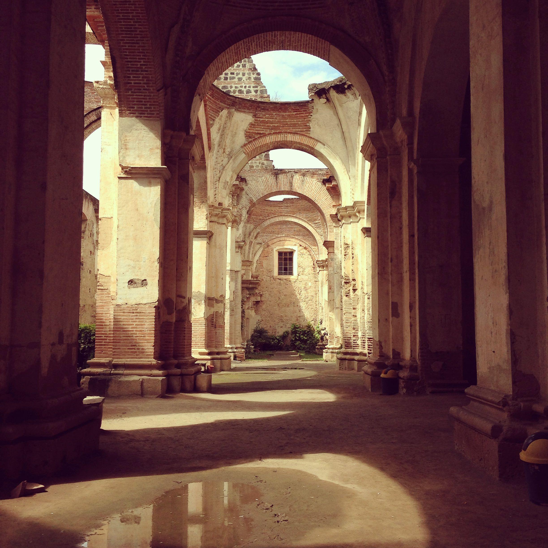 Exploring Antigua Guatemala