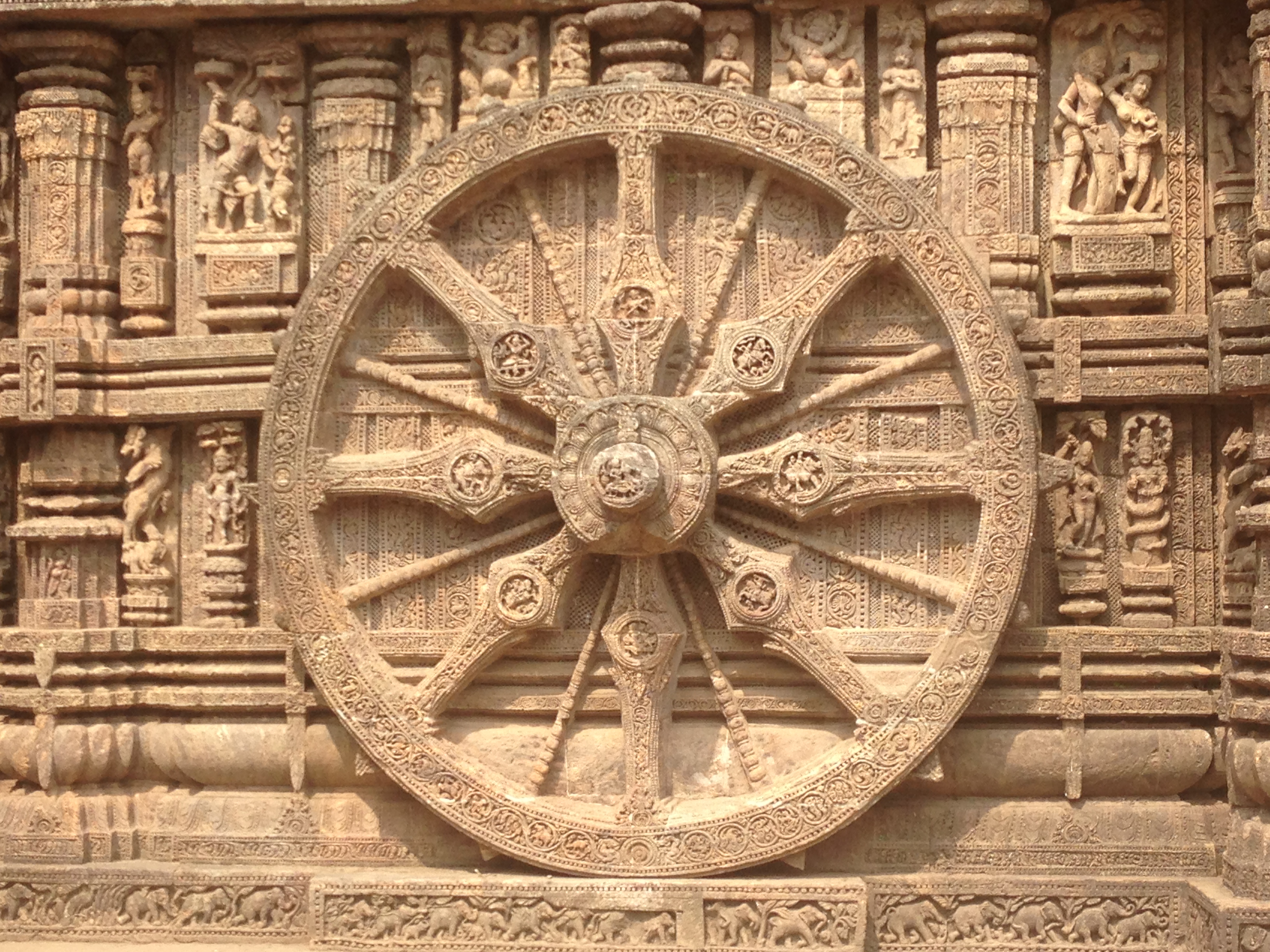 Konark Temple: Stories in Stone
