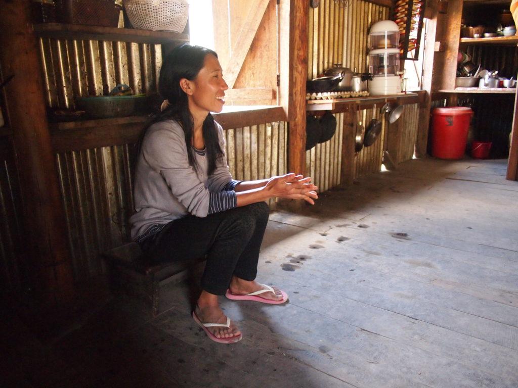 Kevi in Dzuleke Nagaland