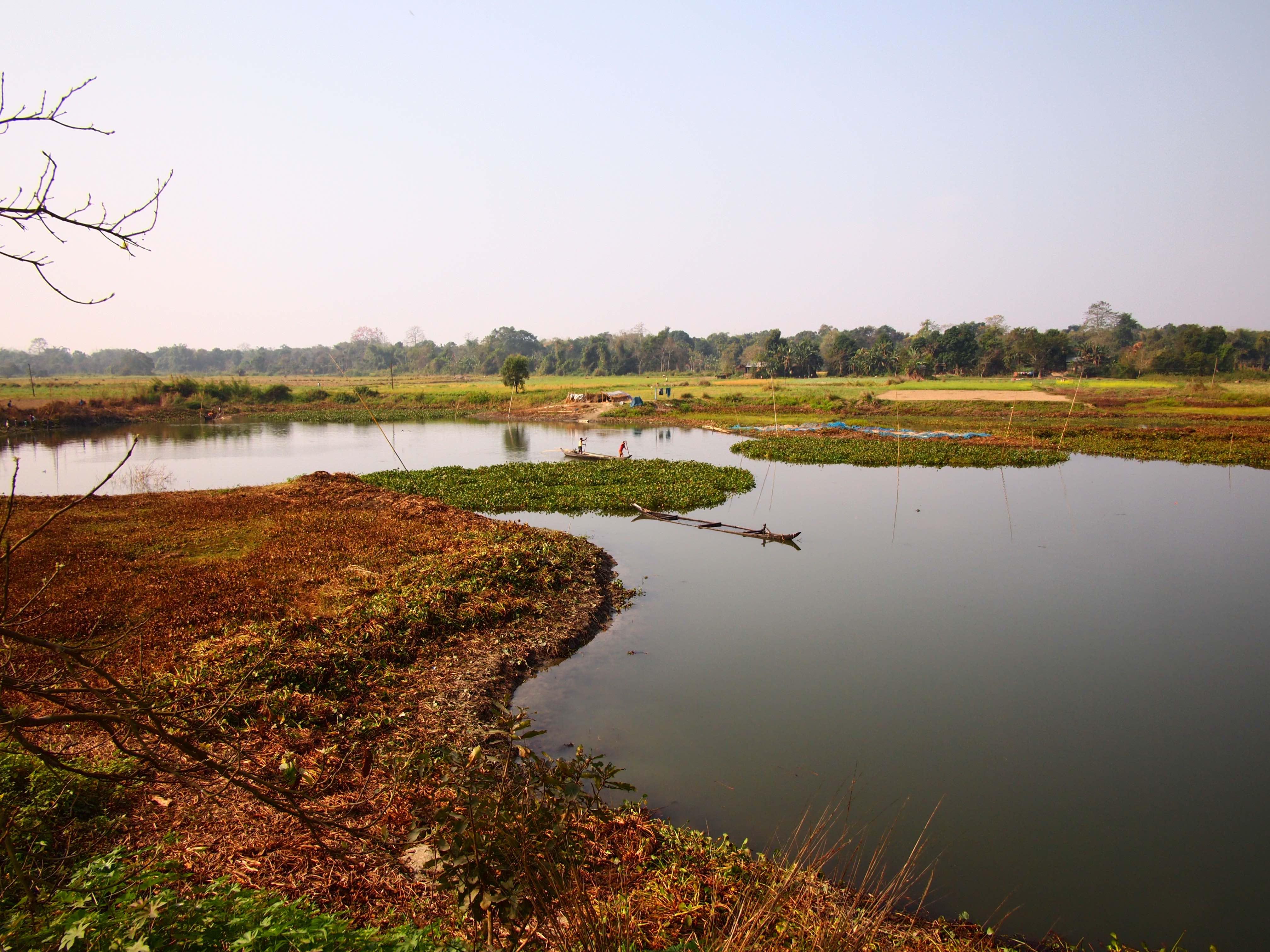 Majuli Island India